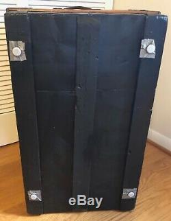 Antique Steamer Trunk Mostly Original, Good Condition, No Rust, Clean
